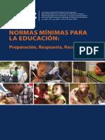 Normas Minimas Para La Educacion Inee 2010