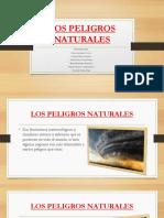 Los Peligros Naturales