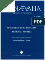 Teologia mística de Ps.-Dionísio Areopagita (trad. de M. S. de Carvalho).pdf