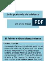 (2013!08!04) - Emma de Sosa - Renovando Nuestra Mente