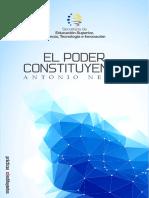 Negri (1992) - El Poder Constituyente