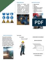 5 folletos