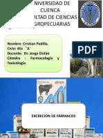 PADILLA Farmacologia Veterinaria