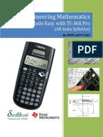 TI36PRO Guidebook India En