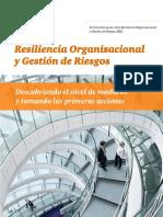 1ra Encuesta Resiliencia Riesgos 2018