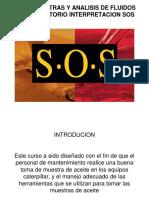 ENTRENAMIENTO  TECNICO DE  TOMA DE MUESTRA  Y ANALISIS SOS DEL  LABORATORIO.ppt