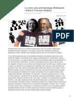 Foda-seoestado.com-Anarcocapitalismo Como Uma Anti-ideologia Refutando Rapidamente Ayn Rand e Thomas Hobbes