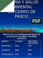 Marco_Ninahuanca_ForoSalud_Pasco.ppt
