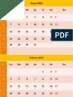 Calendario año 2019.pptx