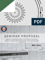 Seminar Proposal Alwin