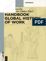 Handbook the Global History of - Karin Hofmeester