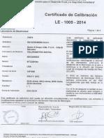 telurometro certificado