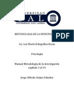 Metodologia de La Investigacion c