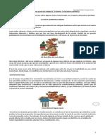 resumen caracteristicas principales LOS MAYAS