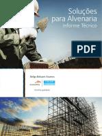 Folder Alvenaria