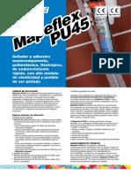 417 Mapeflex Pu45 Ar Es