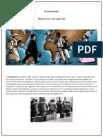 Migraciones del siglo XIX