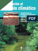 Adaptacion Al Cambio Climatico Madrid España