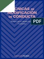 TECNICAS DE MODIFICACION DE CONDUCTA - LABRADOR.pdf