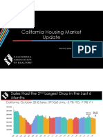 2018-10 Monthly Housing Market Outlook