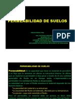 PERMEABILIDAD DE SUELOS.pptx