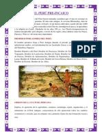 Etapas de La Independencia Del Peru