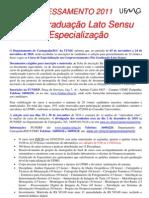 Edital Geop Espec Ufmg
