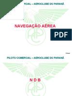Navegação Aérea, NDB