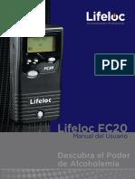 51037 Lifeloc FC20 UserManual Spanish Rev1.4