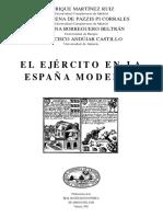 El Ejercito en La España Moderna
