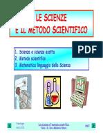 Fis 0B MetodoScientifico