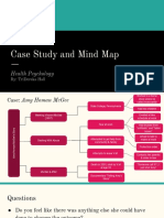 case study and mind map  health psychology -2