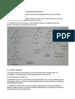 Fenoles y Acidos Fenolicos
