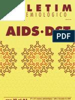 Boletim Epidemiologia Dstaids 2010 MS