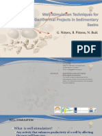 3D Modeling of Geothermal Reservoirs
