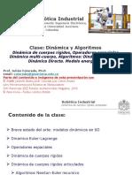 Dinamica O_n y Algoritmos