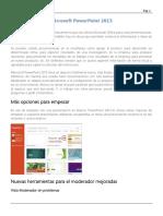 01 PowerPoint 2013