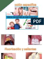 Concepto y Promocion de La Salud Dental