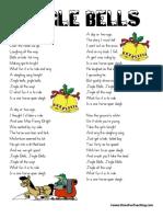 Holiday - Jingle Bells Lyrics