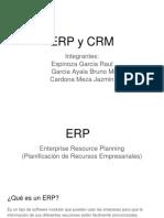 ERP y CRM