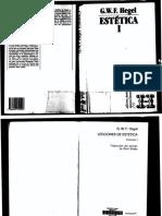 Lecciones de Estetica (Volumen I) - Hegel (1).pdf