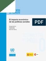 'Impacto económico y social de la economía social'. Presentación del monográfico