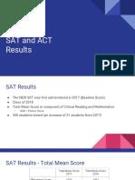 SAT & ACT