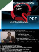 Bimtek Kps Dr Sutoto