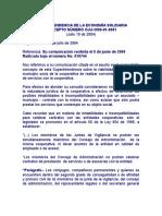 Ces 2004 Conc 0981 Contratos Prestacion de Servicios