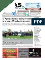 Mijas Semanal nº814 Del 16 al 22 de noviembre de 2018