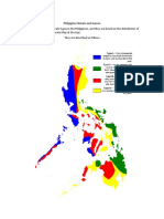 Philippine Climate and Season