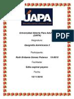 Tarea 2 Geografia Dominicana 2