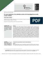 Autenticidad y calidad en la investigación educativa cualitativa
