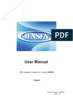 GPS User Manual